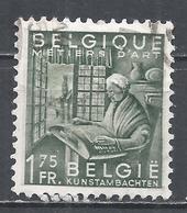 Belgium 1948. Scott #378 (U) Industrial Arts * - 1948 Export