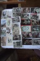 Cp Beau Lot 187 Cartes  Fantaisies Divers - 100 - 499 Karten
