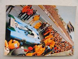 CPM Le Mans 72 24 Heures Du Mans 1972  Ravitaillement De La Matra N°15 Pescarolo  G Hill - Le Mans