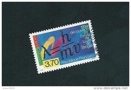 2879 Découverte De L'onde De Louis De Broglie  Timbre FRANCE 3.70 Frs / Oblitéré 1994 - Frankreich