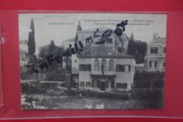 Cp Beyrouth Etablissement Des Soeurs St Charles Borromee - Syria