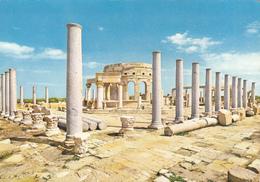 LIBYA - Leptis Magna - Mercati - Libya