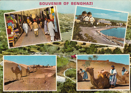 LIBYA - Souvenir Of Benghazi - Libye