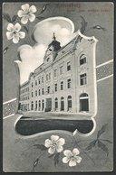 """Österreich / Austria: Korneuburg, Hotel """"zum Weißen Rößel""""  1913 - Korneuburg"""