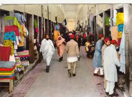 LIBYA - Benghazi 1970's - The Market - Mercato Suk El Dlam - Libya