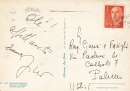 SPAGNA  /  ITALIA - Card_ Cartolina Postale - 1931-Oggi: 2. Rep. - ... Juan Carlos I
