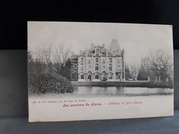 LES ENVIRONS DE LIERRE  Château De Bist-Kessel Obl 1903 - Lier