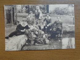 Institut St Berthuin A Malonne Lez Namur: Le Jardin --> Beschreven 1929 - Namur