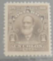COSTA RICA  YT 72 NEUF*  J. JIMENEZ ANNÉE 1910 - Costa Rica