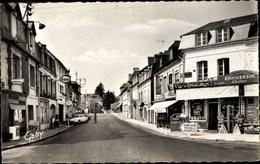 Cp Pont L Eveque Calvados, Rue Sainte Melaine - France