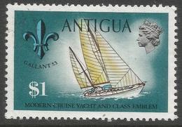 Antigua. 1970 Definitives. $1 Used. SG 332 - Antigua & Barbuda (...-1981)