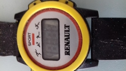 MONTRE RENAULT - Advertisement Watches