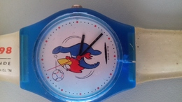 MONTRE TOTAL - FRANCE 98 - Advertisement Watches