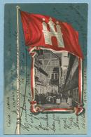 "BA0108   CPA  Postkarte  HAMBURG -  Alt. Hamburg  -  ""De Scheebe Stebel""  1905  +++++ - Sonstige"