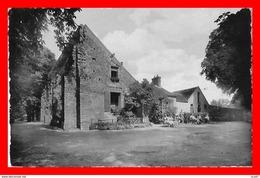 CPSM/pf (77) FONTAINEBLEAU.  Dans La Foret L'Hermitage De Franchard...S887 - Fontainebleau