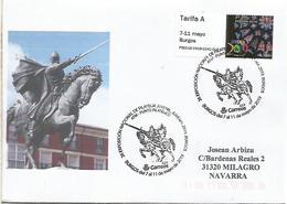 BURGOS JUVENIA MAT CID SOBRE ATM - 1931-Hoy: 2ª República - ... Juan Carlos I