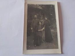 CPA CARTE PHOTO PERSONNAGES DE CHATELAILLON 15 SEPTEMBRE 1913    NON VOYAGEE - Non Classés
