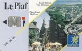 # PIAF FR.SBR8 - SAINT BRIEUC Vue Aerienne De La Ville 200u Iso ? Neant 22010112 - Tres Bon Etat - - France