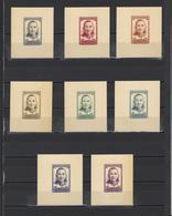 ++ 1966 Sun Yatsen 6 Kop Nominal In Different Colour Thick Paper Colour Proof - Essais & Réimpressions