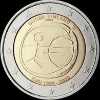 Finland  2009-EMU UNC - Finnland
