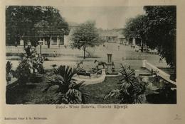 Ned. Indie - Indonesia / Batavia // Hotel Wisse (Uitzicht Rijswijk) Ca 1899 - Indonesië