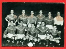 Union Sportive Tournaisienne 1957 - 1958 - Promotion B - Fotochromo 7 X 5 Cm - Football