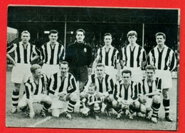 Royal Charleroi Sporting Club - 1957-1958 - Afdeling II Division - Fotochromo 7 X 5 Cm - Football