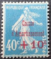 DF40266/123 - 1927 - AU PROFIT DE LA CAISSE D'AMORTISSEMENT - N°246 NEUF** - Caisse D'Amortissement