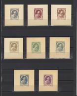 ++ 1939 King Karl 1 3 Nominal In Different Colour Thick Paper Colour Proof - Essais, épreuves & Réimpressions