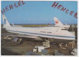 Aéroport International De TOKYO. Avion De La PAN AM - Aerodromes