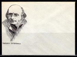 F+ Frankreich - Offenbach, Jacques 1819-1880 (UNIKAT / ÙNICO / PIÉCE UNIQUE / уникален) - Zonder Classificatie