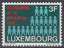 LUXEMBOURG 811,unused - Unused Stamps