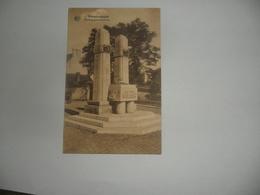 Aalst Erembodegem Oorlogsgedenkteeken - Aalst