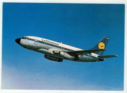 Aviation // LUFTHANSA  Boeing 737 - 1946-....: Ere Moderne