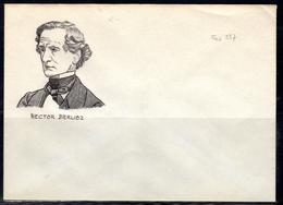 F+ Frankreich - Berlioz, Hector 1803-1869 (UNIKAT / ÙNICO / PIÉCE UNIQUE / уникален) - France