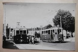 Photographie - Transports Chemins De Fer Tramway DIJON 21 COTE-D'OR - Trains
