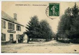 LAFARGE AVENUE DE LA GARE Hotel Restaurant LAMONERIE - France