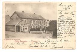NASSOGNE  Hotel Lemaire - Nassogne