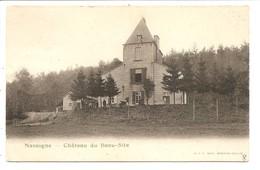 NASSOGNE  Chateau Du Beau Site - Nassogne