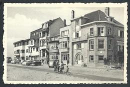 +++ CPA - DE PANNE - Place Bortier - Bortierplaats - Nels   // - De Panne