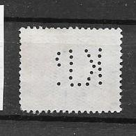 138 KP - Perfins