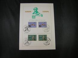 "BELG.1982 2048 & 2049 FDC Philacard : "" EUROPA 1982 "" - FDC"