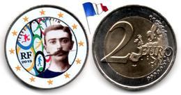 France - 2 Euro 2013 - (Pierre De Coubertin - Colorée) - France