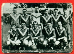 S.C.U.P. Jette - 1957-1958 - Afdeling III B - Fotochromo 7 X 5 Cm - Football
