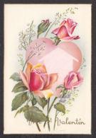 96526/ SAINT-VALENTIN, Roses, Coeur, Illustrateur Baro - Valentijnsdag