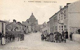 S 2  -  480   -     AIZENAY      -    ( 85 )      -           Avenue  De  La  Gare            - - Aizenay