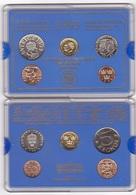 Sweden - Mint Set 4 Coins 50 Ore 1 5 10 Kronor 1993 UNC + Token Lemberg-Zp - Suède