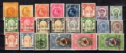 Siam Belle Collection Neufs * 1883/1939. Bonnes Valeurs. B/TB. A Saisir! - Siam