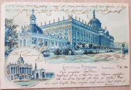 Gruss Aus Potsdam 1904 - Deutschland