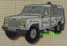 LAND ROVER DEFENDER 4x4 POLICE DES AUTOROUTES - Police